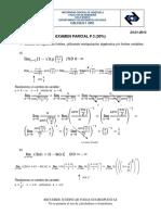 Cálculo I Parcial 3 Sem 3-2014 (Resuelto)