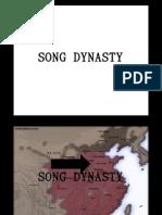 Song Dynasty(Mario's report)
