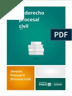 apuntes derecho procesal civil