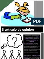 Articulos de Opinión