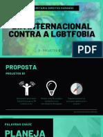 dia internacional contra lgbtfobia MINAS GERAIS