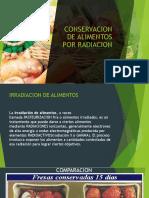 Radiacion de Alimentos PP