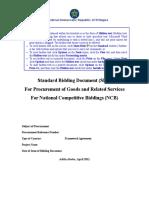 FA SBD Goods NCB_November-Final.doc