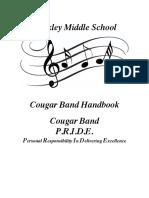 coakley ms band handbook