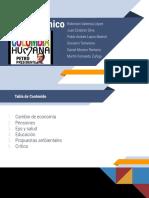 Exposición Plan Economico Petro