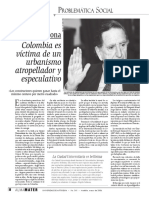 Rogelio Salmona, Entrevista