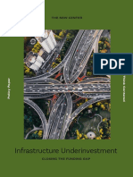 Infrastructure Investment Gap