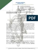 ABSUELVE SOLICITUD DE NULIDAD DE ACTOS PROCESALES - CELADA GALARZA MANUEL.docx
