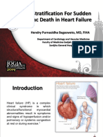 Risk Stratification for Sudden Cardiac Arrest