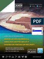 Analisis Geotecnicos y Diseno de Presas de Relaves
