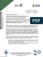 15. Fondos Rotatorios de Asociaciones de Productores