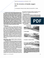 Willett Et Al_1993_Mechanical Model for the Tectonics of Doubly Vergent Compressional Orogens