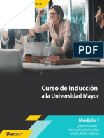 Historia de La Universidad Mayor