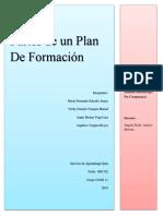 Flujograma-Plan de Formación