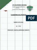 Apuntes Quimica Aplicada i.e. - i.c.e. (1)