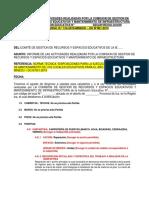 EJEMPLO DE INFORME DEL COMITE DE MANTENIMIENTO AL CONEI.pdf