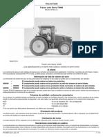 7200R Tractor S N 080000 Edicion Mundial Introducci n