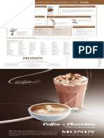 Coffee and Chocolate Programme