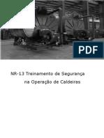 Operação de Caldeira NR 13