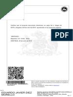 Documento ejemplo de Escritura - Acta-Sociedad de Inversiones