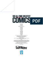 100 All-Time Greatest Comics 3rd Edition-5