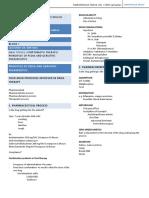 Somatic Therapy; Principles of Pedia and Geriatric Therapeutics