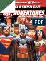 DCAdventures Preview FlashReverseFlash