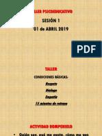 SESION 1 TALLER PSICOEDUCATIVO CESFAM COLINA.pptx