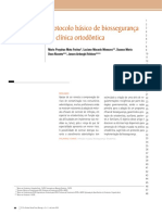 Biossegurança Ortodontia