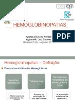 Aula 2 Hemoglobinopatias
