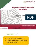 Actividades Nueva  Escuela Mexicana