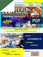 Modelo Brochure de Ingeniería Sanitaria