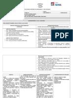 PLANO DE ENSINO POR ÁREA DO CONHECIMENTO EIXO VI _ I UNIDADE[9362].doc