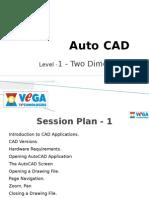 Cad 2d Class Presentation