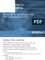 Intro Data Modeling