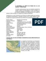Que Lugar Ocupa Guatemala Al Resto de Países de c