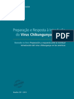 Preparacao Resposta Virus Chikungunya Brasil