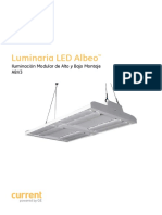 Luminaria LED Albeo ABV3 La Es