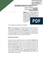 Casación Laboral Nº 4278-2017 Ventanilla - Contrato Desnaturalizado