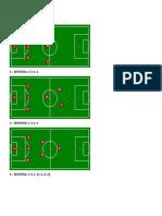 Dibujos Sistemas Futbol 7
