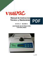 Manual Tecnico AE-500A