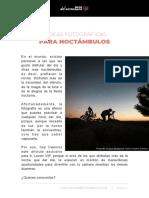 9 Ideas Noctambulos