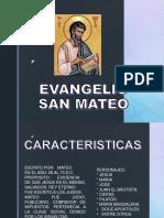 Evangelio Mateo Rafa
