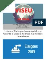 12 Agosto 2019 - Viseu Global