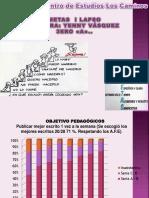 Presentacion Metas Yenny 2019 3ero A