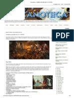 Arcanoteca - Combos de d&d Muito Fortes