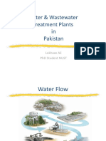 Water Waste Water Treatment Plants