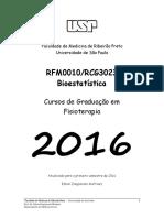 Apostila Bioestatistica 2016