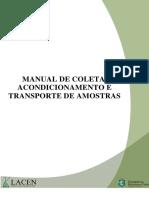 Manual Coleta Maio 2019