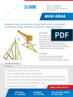 Catalogo Digital Mini Grua v2018